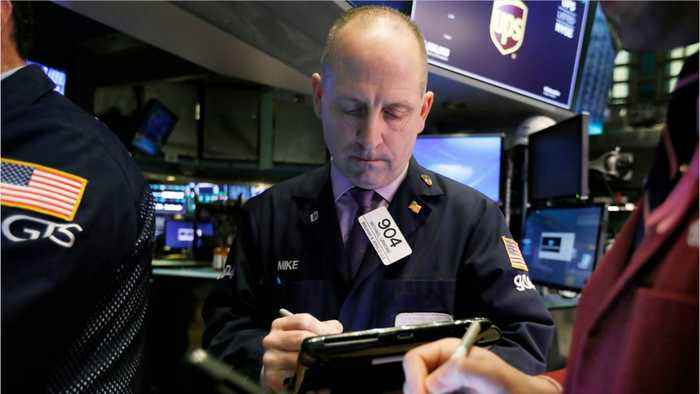 Retail Sales Data Snaps Two Day Rally On Wall Street