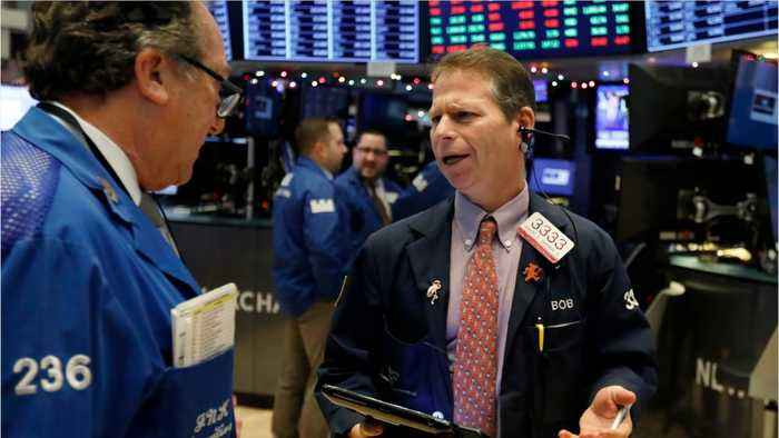 Dow Jones And S&P Court Losses On Valentine's Day