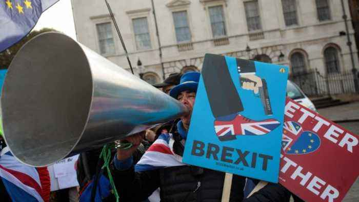 Brexit Delay Could Cause Political Headaches In UK, EU