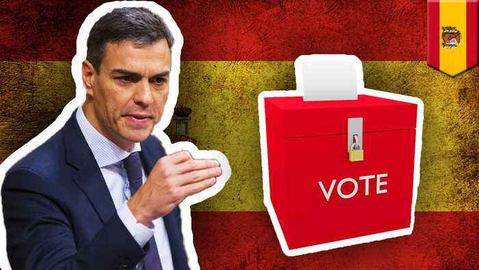Spain may have 3rd election after budget rejected