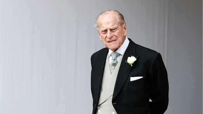 No Charges After Prince Philip's Car Crash