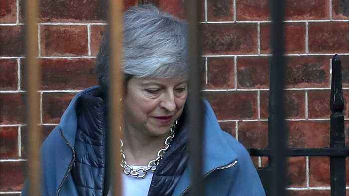 Theresa May Has Another Brexit Failure