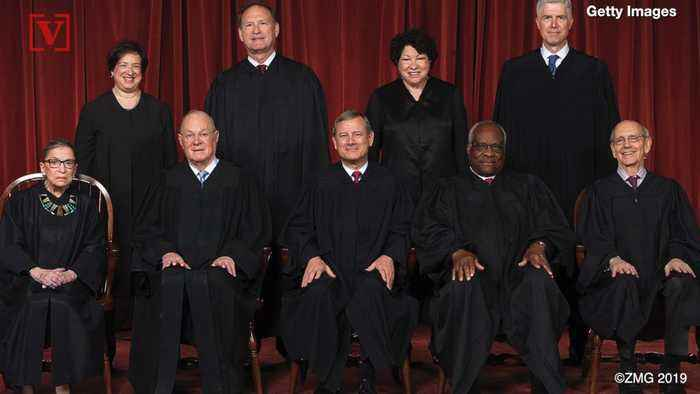 The Notorious R.B.G. is Back at the Supreme Court