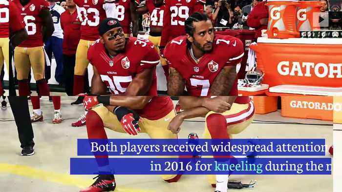 Colin Kaepernick and Eric Reid Reach Settlement With NFL