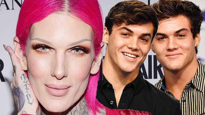 Jeffree Star TEASES Collaboration With Dolan Twins For Comeback Video!
