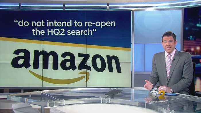 Emanuel, Pritzker Write Joint Letter To Amazon After Company Scraps NY Headquarters Plan