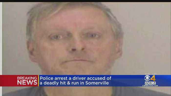 Police Arrest Driver Accused Of Deadly Hit & Run in Somerville
