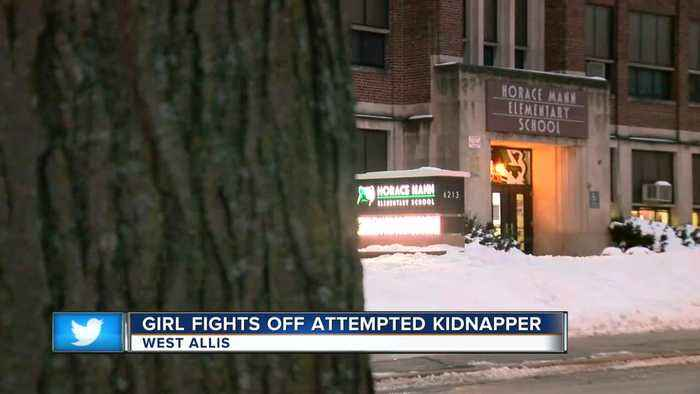 Fifth grade child fights off attempted kidnapper