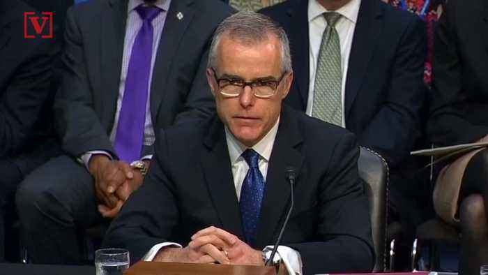 Former FBI Director McCabe Claims Jeff Sessions Liked The FBI When 'It Only Hired Irishmen'