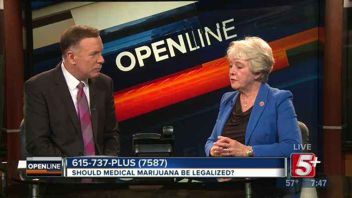Should Medical Marijuana be Legalized p4