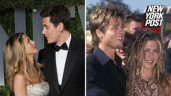 Jennifer Aniston was more than 'Friends' with these men