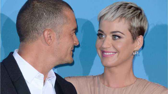 Orlando Bloom And Katy Perry Announce Their Engagement