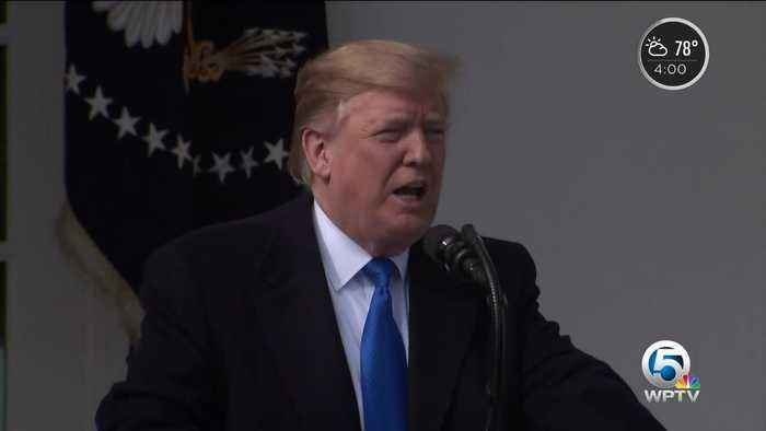 President Trump declares national emergency to fund border wall