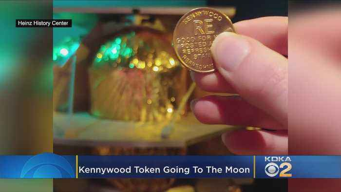 From The Thunderbolt To The Moon: A Piece Of Pittsburgh Is Headed On A Lunar Mission