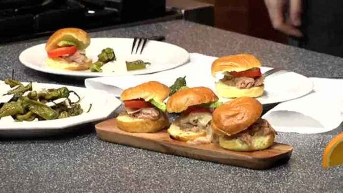 VIDEO Sunrise Chef: Cheers American Bistro