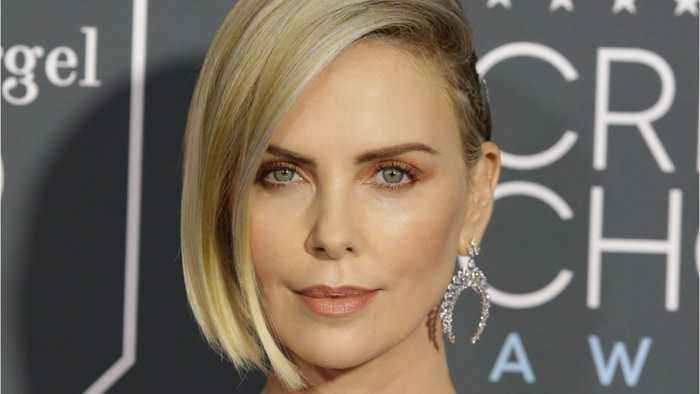 Charlize Theron And Seth Rogen Star In New Rom-Com