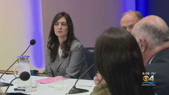 Round-Table Discussion On Venezuela Held At FIU
