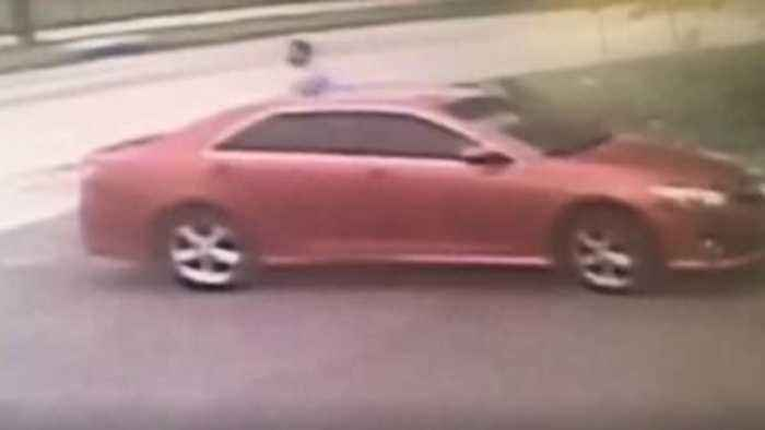 Orange County Sheriff's deputies search for man who did lewd act in front of girl