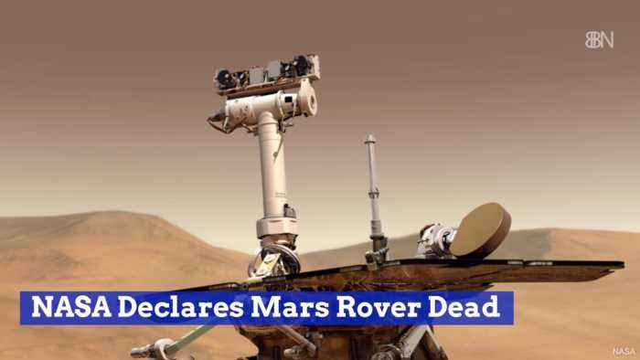The Amazing Mars Rover Has Died