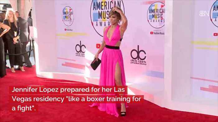 JLo's Fitness Training Program To Prepare For Her Shows