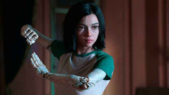 'Alita: Battle Angel' Hits Low Presidents' Day Weekend Box Office Numbers