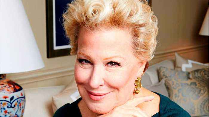Bette Midler Will Sing At The Oscars