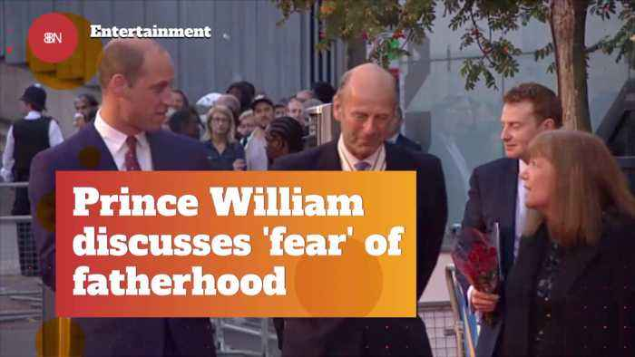 Prince William Initially Had A Real Fear Of Becoming A Father