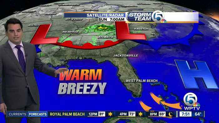 South Florida weather 2/17/19