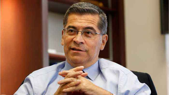 California AG Says State Will 'Definitely And Imminently' Sue Trump Administration