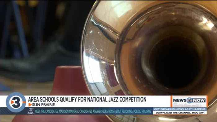 Area high schools take three of 15 spots in 'Super Bowl' of national jazz competitions