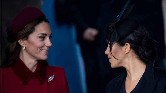 Meghan And Harry Splitting Household From WIlliam And Kate