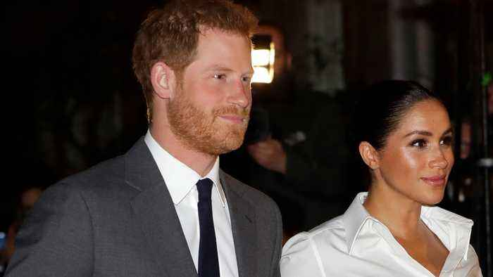 Meghan Markle Reportedly In The States For Her Baby Shower