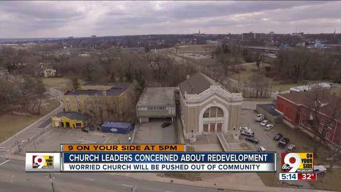 Church leaders concerned about redevelopment