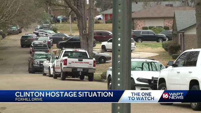 Nearly 12 hour standoff in Clinton ends with 'multiple fatalities', according to police.