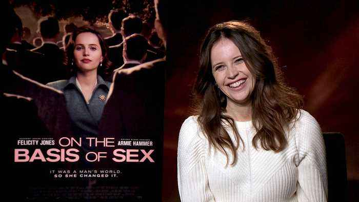 'On the Basis of Sex': Exclusive Interview With Felicity Jones & Armie Hammer