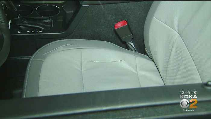 Vehicles Targeted By Vandals At Pittsburgh Auto Show