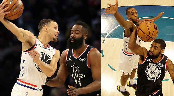Steph Curry's INSANE Bounce Pass to Giannis And EVERY Must-See 2019 All-Star Game Highlight!