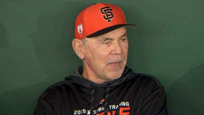 Raw Video: Bruce Bochy Talks About His Decision to Retire