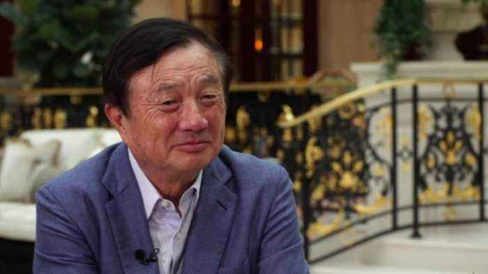 There is 'no way the US can crush' Huawei, says boss