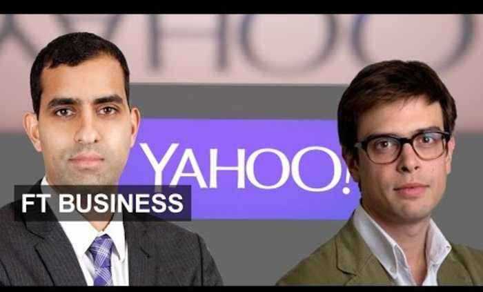 Yahoo on the block | FT Business