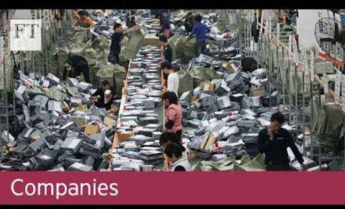 China's orgy of consumption I Companies