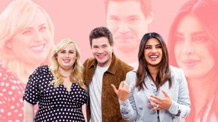 Rebel Wilson, Priyanka Chopra & Adam Devine Take a Friendship Test