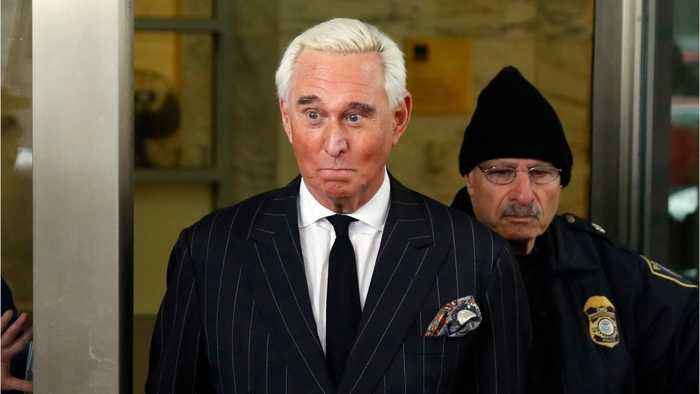 Roger Stone Ordered To Appear In Court Over Instagram Photos