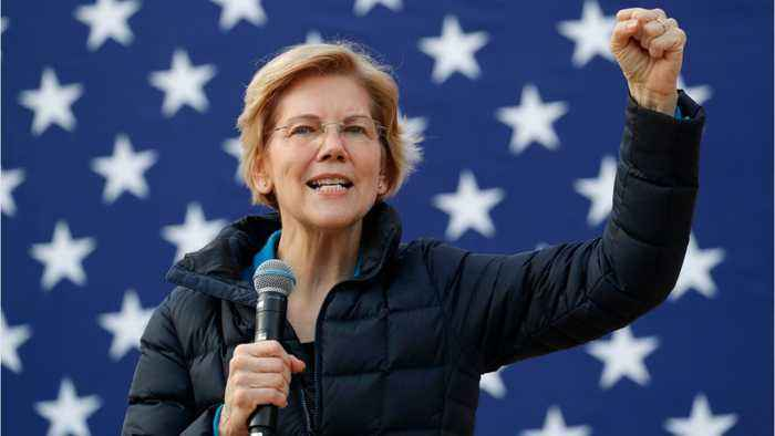 U.S. Presidential Hopeful Warren Urges Universal Childcare, 'Ultra-Millionaire' Tax