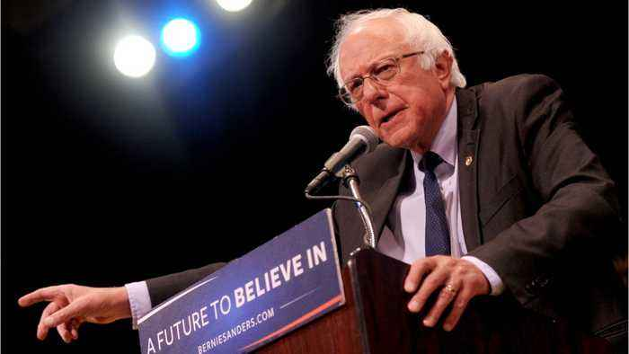 Bernie Sanders' Net Worth Has Jumped