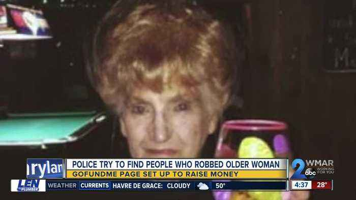 Gofundme page raises money to help catch suspects who beat and robbed 95-year-old