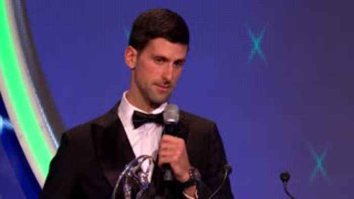 Djokovic: I contemplated leaving tennis