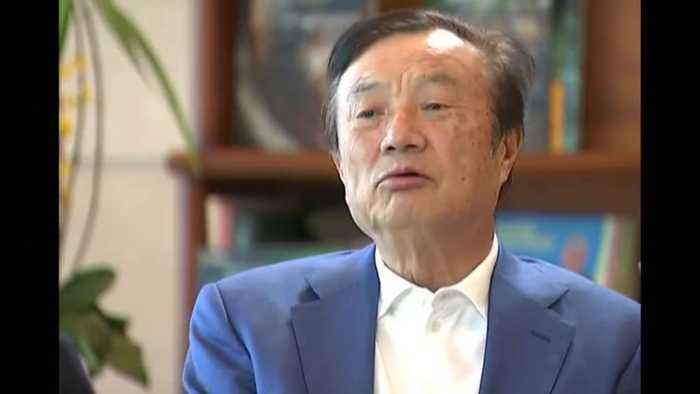 Huawei Founder: CFO Arrest Was 'Political'