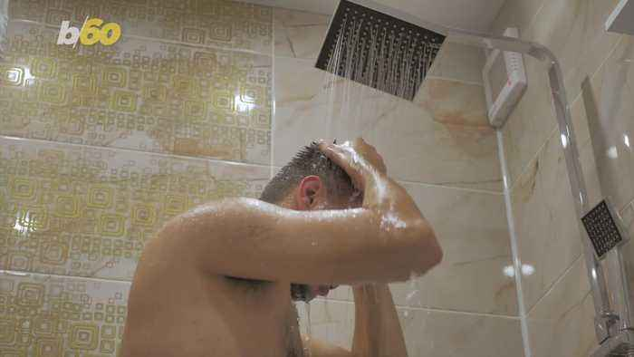 The Best and Worst Times to Shower