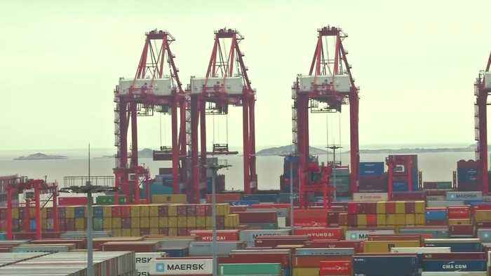 WTO warns of global trade slowdown as indicator hits 9-year low